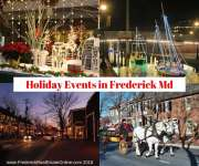 Fun Holiday Events in Frederick MD 2018