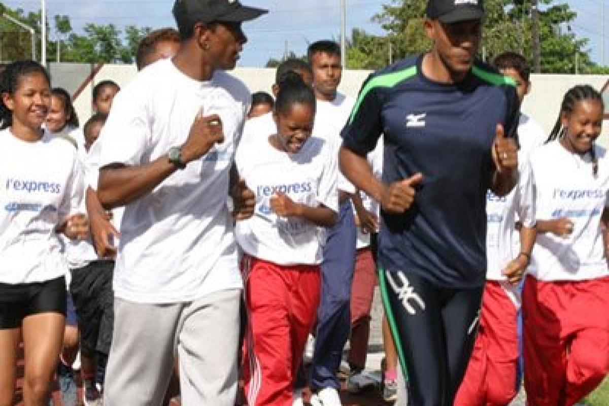FF Community 1_Frank athletes training camp in Maurius