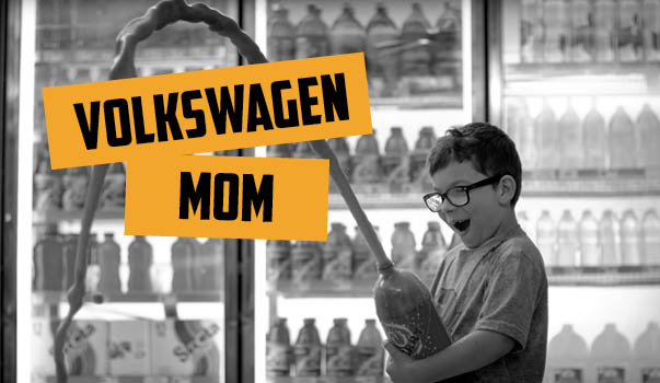 "Blog 18vs80 Volkswagen ""Mom"""