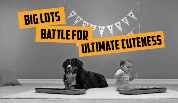 "Blog 18vs80 Big Lots! ""Battle for Ultimate Cuteness"""