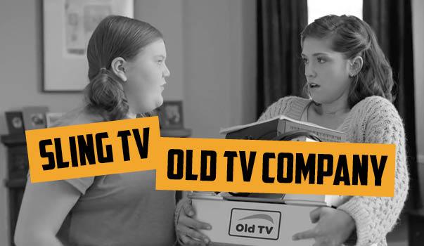 """Blog 18vs80 Sling TV """"TakeBackTV: Old TV Company"""""""