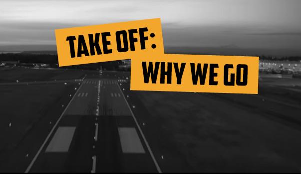 Blog 18vs80 Delta Take off: Why We Go