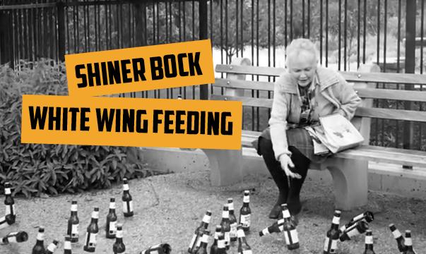 Blog 18v80 Shiner Beer: Feeding
