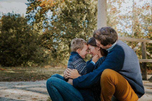 seance photo famille bois de vincennes automne