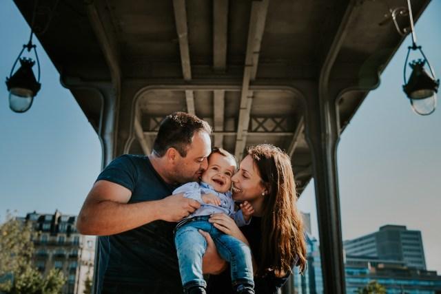 frederico santos meilleur photographe famille pont bir hakeim paris