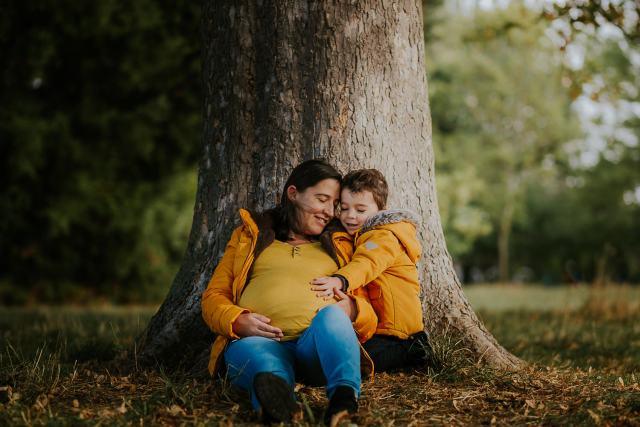 complicite mere et enfant maternité