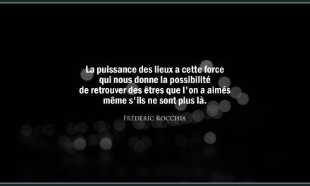 "Citation ""Lieux"""