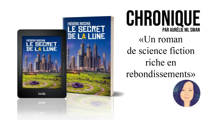 """Un roman de science fiction riche en rebondissements !"""