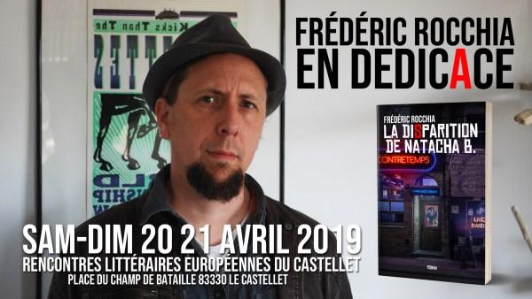 Dédicace-20/21 avril 2019