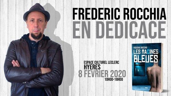 Dedicace-Espace culturel Leclerc Hyères