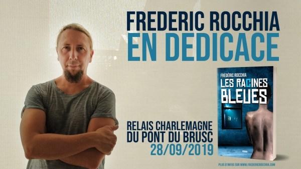 Dedicace-Relais Charlemagne du Pont du Brusc