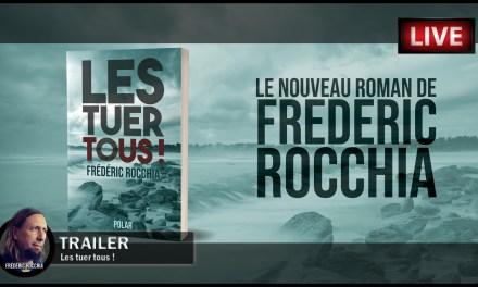 """Trailer vidéo de """"Les tuer tous !"""", mon nouveau roman"""