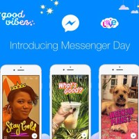 Les stories débarquent sur Facebook Messenger