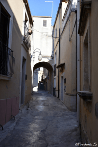 The small alleys