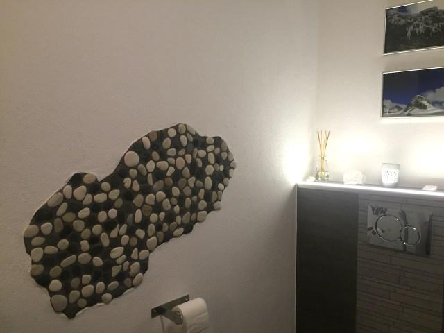 Stone dekoration Badeværelse