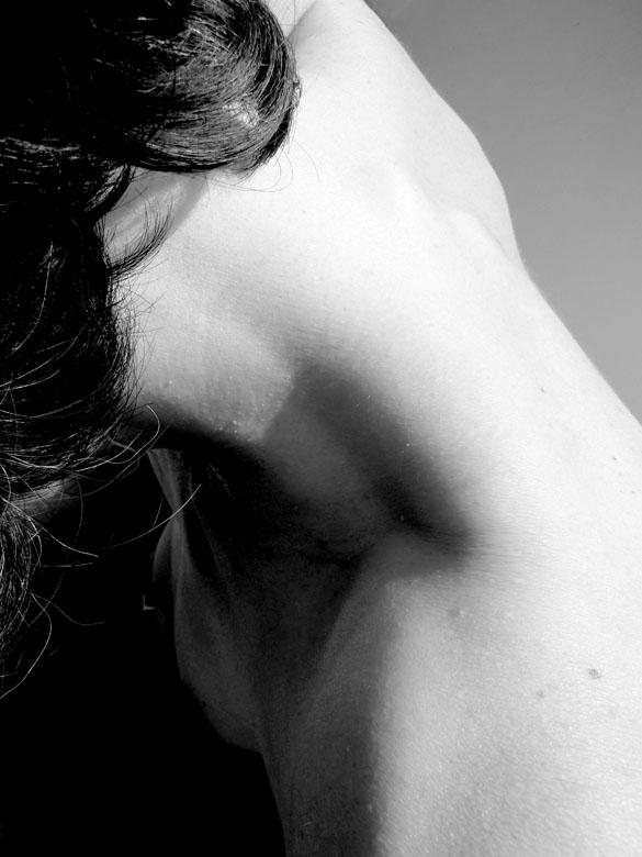 fissure, nuque, photo, Blaize