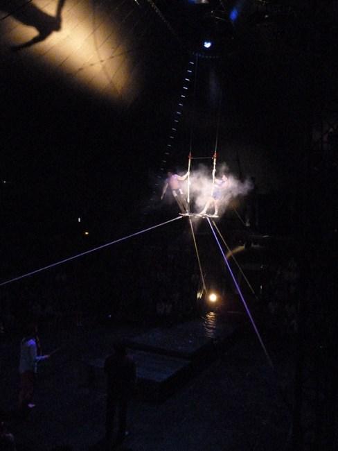 cirque, acrobates, photographie, Blaize