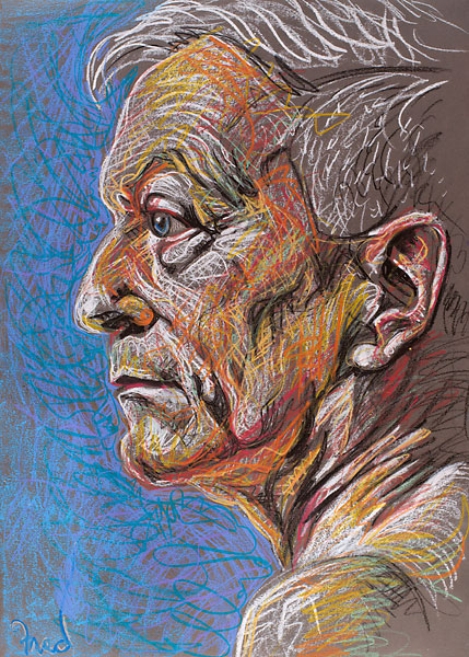 John W., 2009, by Fred Hatt