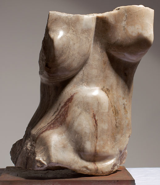 Thomas W. Brown, Alabaster, 2004, photo by Fred Hatt, 2009 #1