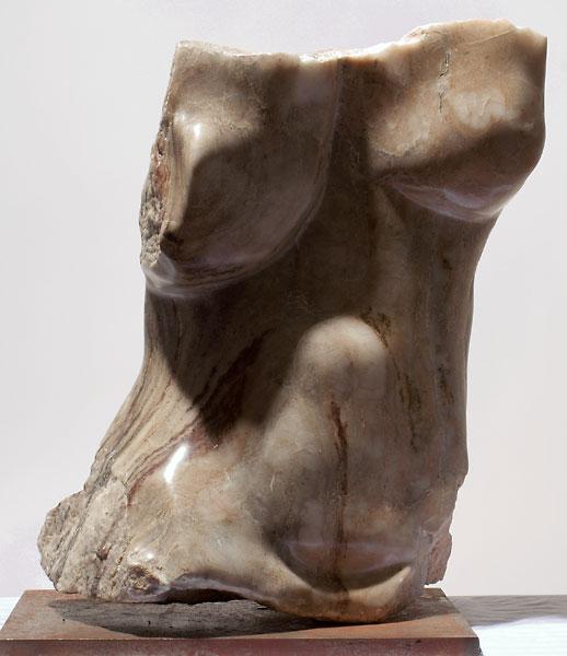 Thomas W. Brown, Alabaster, 2004, photo by Fred Hatt, 2009 #6