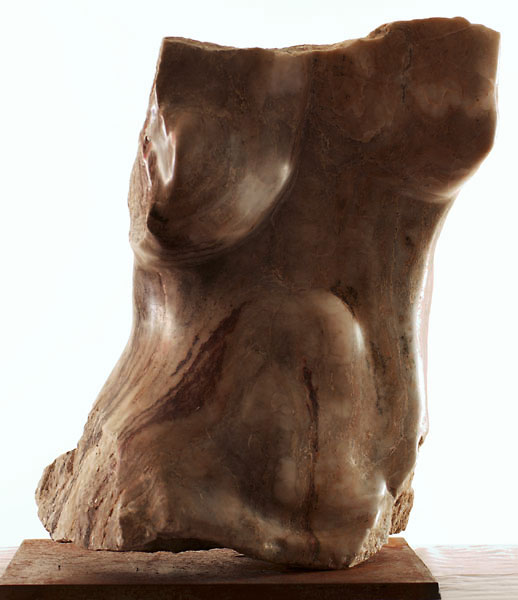 Thomas W. Brown, Alabaster, 2004, photo by Fred Hatt, 2009 #9