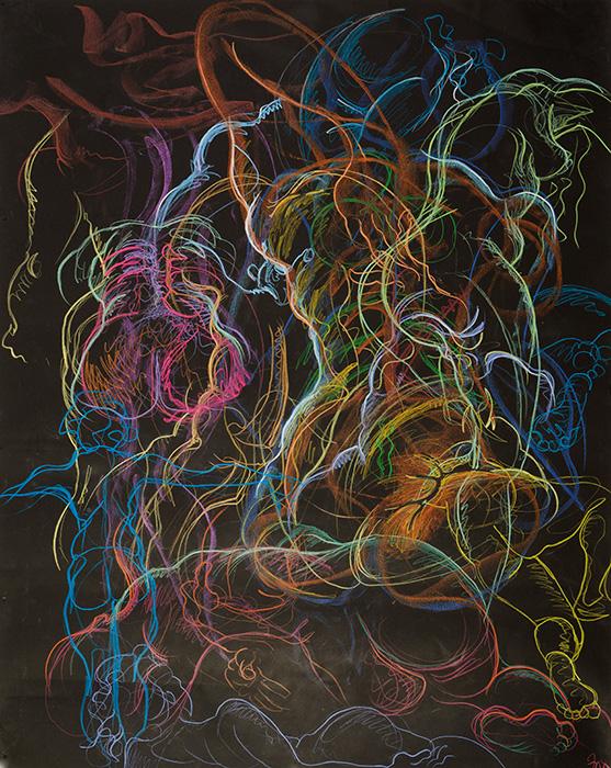Verso, 2008, by Fred Hatt