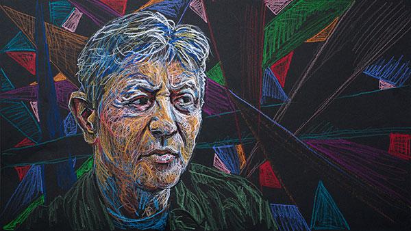 Andrei Serban, 2011, by Fred Hatt