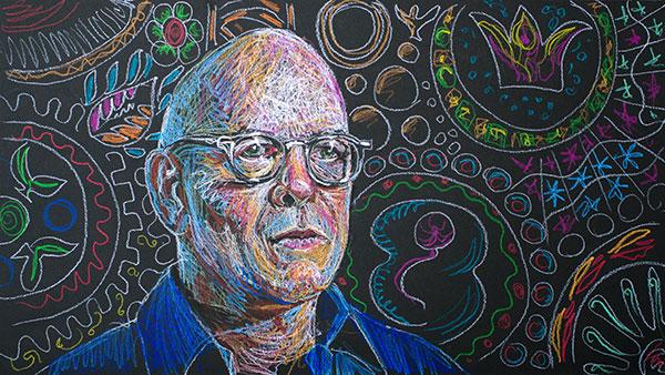 Chris Tanner, 2011, by Fred Hatt