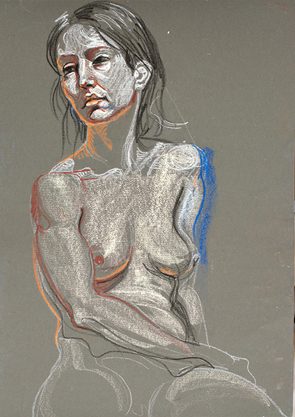 Imagining, 2008, by Fred Hatt