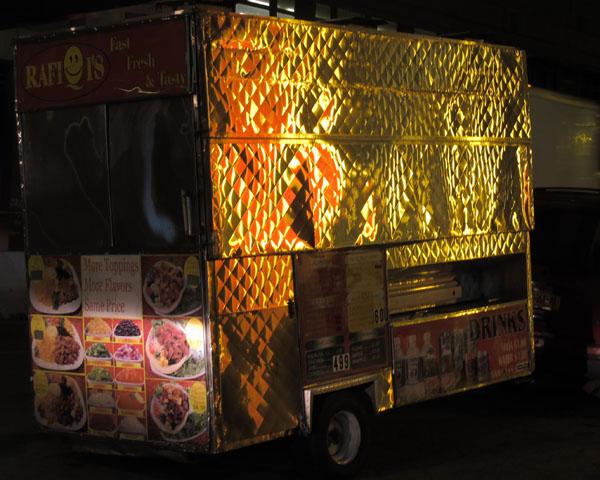 Food Cart, 2011, photo by Fred Hatt