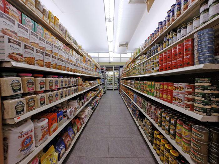 Aisle, 2014, photo by Fred Hatt