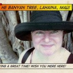 At the banyan tree…