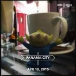 Alien – Panama