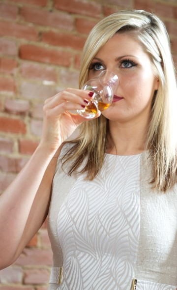 Marianne Barnes will become the new master distiller / head distiller for the former Old Taylor Distillery.