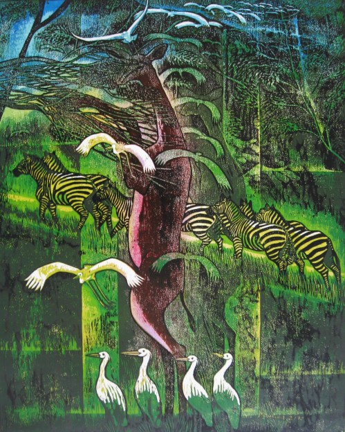 Jungle Criss-Cross