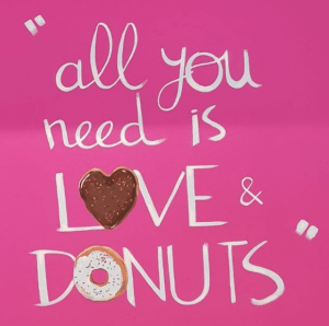 Donutime : All you need is Love & Donuts