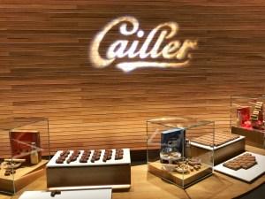 Maison Cailler : Découverte de la chocolaterie