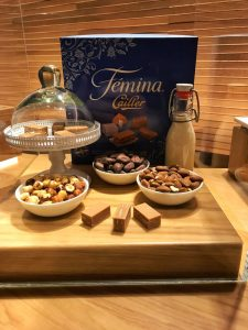 Maison Cailler : assortiment chocolat Fémina
