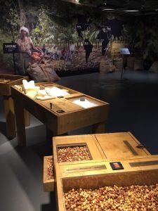 Maison Cailler : Ingrédients pour la fabrication des tablettes de chocolats