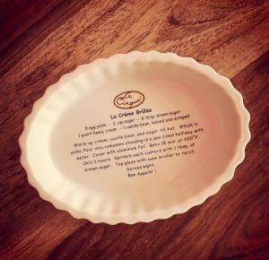 Le Cirque Dubai - La Crème Brûlée, photo par @Foodiva sur Instagram