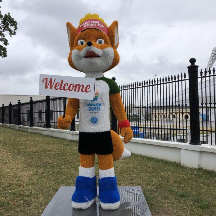 Minsk : Deuxième édition des Jeux européens 2019