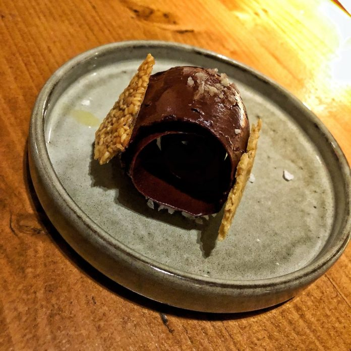 Chaka Khan : Ganache au chocolat