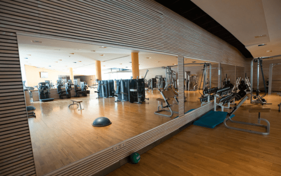 Hotel Fairmont Rey Juan Carlos I à Barcelone, Fitness and Spa - Credit TripAdvisor