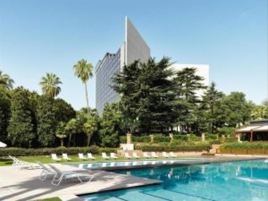 Hotel Fairmont Rey Juan Carlos I à Barcelone, Restaurant Pool And Lounge