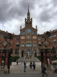 Recinte Modernista De Santa Pau