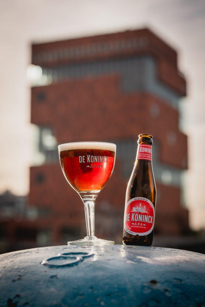 De Koninck APA product fotografie Antwerpen
