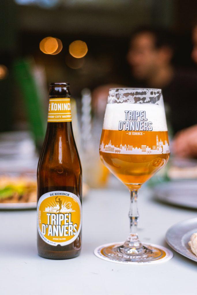 Tripel Danvers product fotografie in Antwerpen