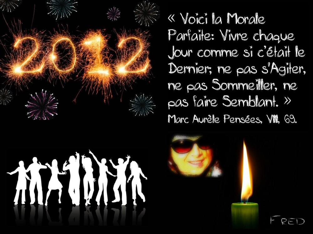 Bonne Année 2012 (1/3)