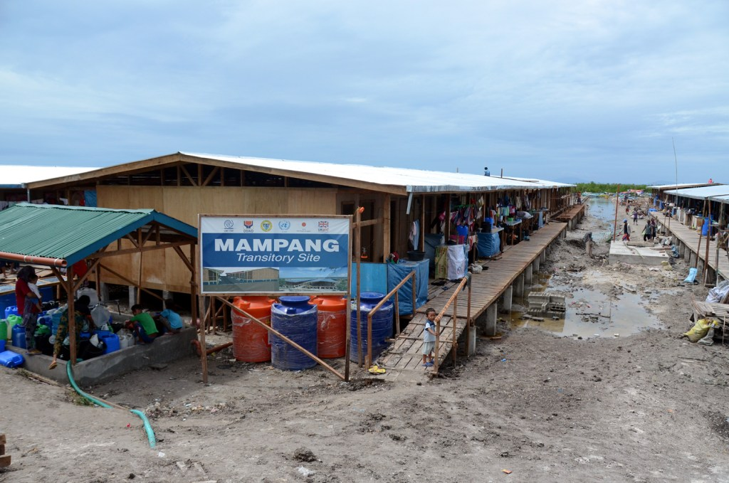 Mampang transitional site