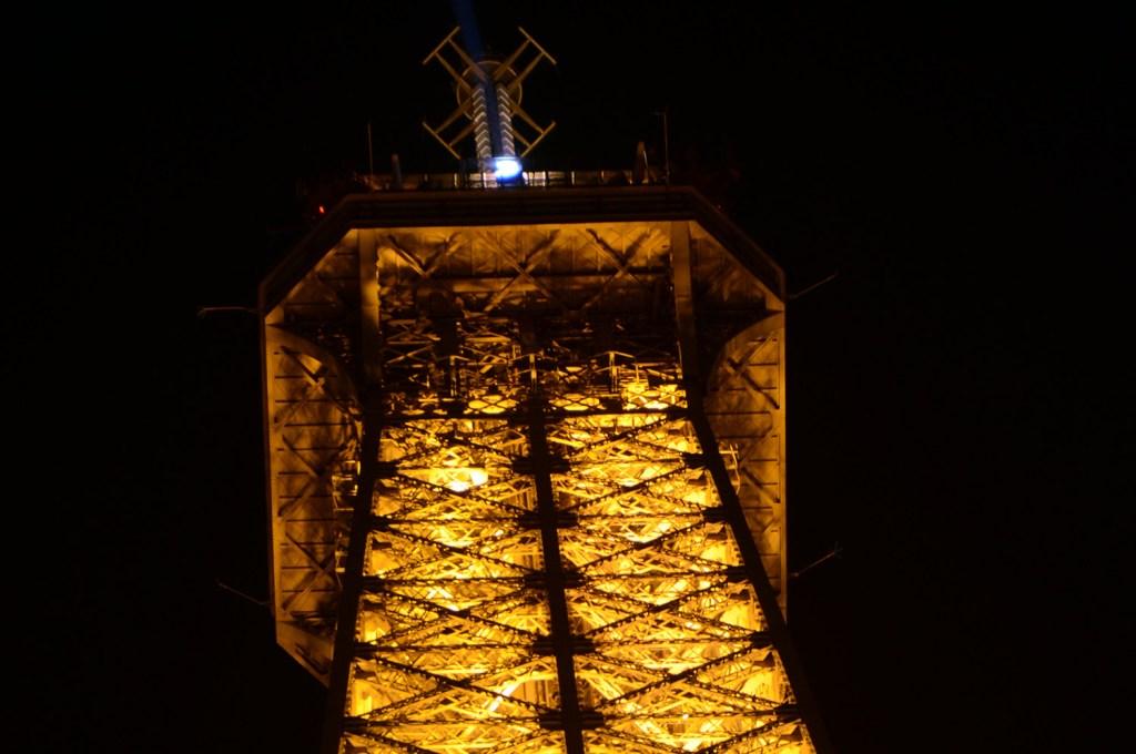 Eiffel top